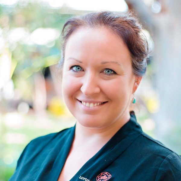 Rachel Parvin